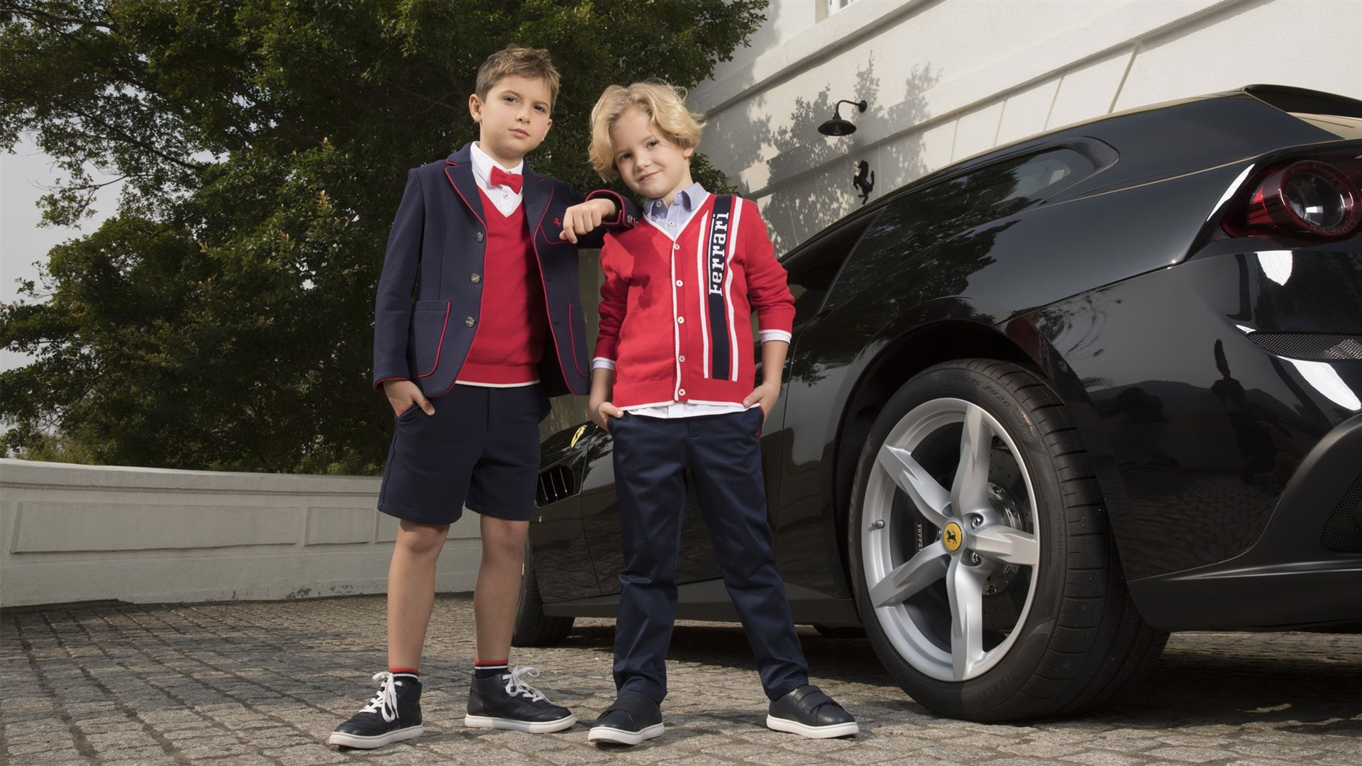 mclaren t clothes one s formula front set kids up and tee ferrari team category for polo kid product clothing shirts